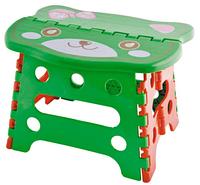 Стульчик складной детский пластиковый фигурный с картинкой 240*190*180 мм MASTERTOOL 92-0809