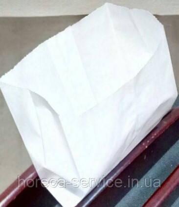 "Пакет бумажный ""Саше"" жиростойкий 115х100х40 100 шт."