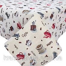Скатерть гобеленовая, 137х220 см, Эксклюзивные подарки, Столовый текстиль