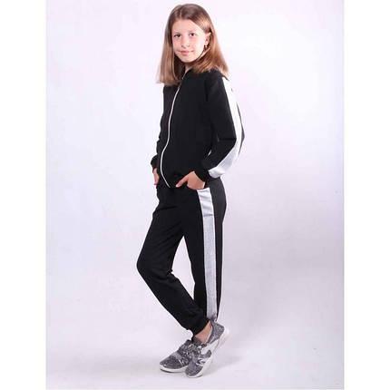 Подростковый спортивный костюм на девочку, фото 2