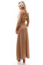 Платье в пол с бантиком , фото 2
