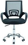 Кресло офисное Спайдер крестовина Хром ТМ Richman, фото 7