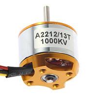 Бесколлекторный мотор A2212 вал 3.17 мм бесщеточный двигатель для дронов коптеров