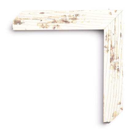 Настенное зеркало БЦ Стол Диана прямоугольное B09-F белое, фото 2