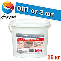 BWT BENAMIN pH-Minus Pulver - Швидкорозчинні гранули для зниження ph, 16 кг