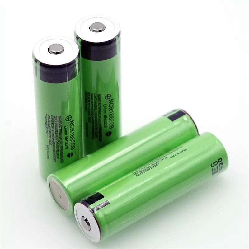 Аккумулятор литий-ионный PANASONIC 18650 (NCR18650B, MH12210) 3400mAh, 8A, Li-Ion, Япония