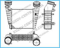 Интеркулер VOLKSWAGEN PASSAT (B5)
