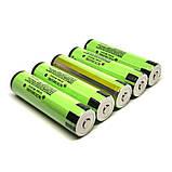 Защищенный Аккумулятор PANASONIC NCR18650B (MH12210) 3400mAh + PCB Плата защиты, 8A, Li-Ion, Japan, PROTECTED, фото 4