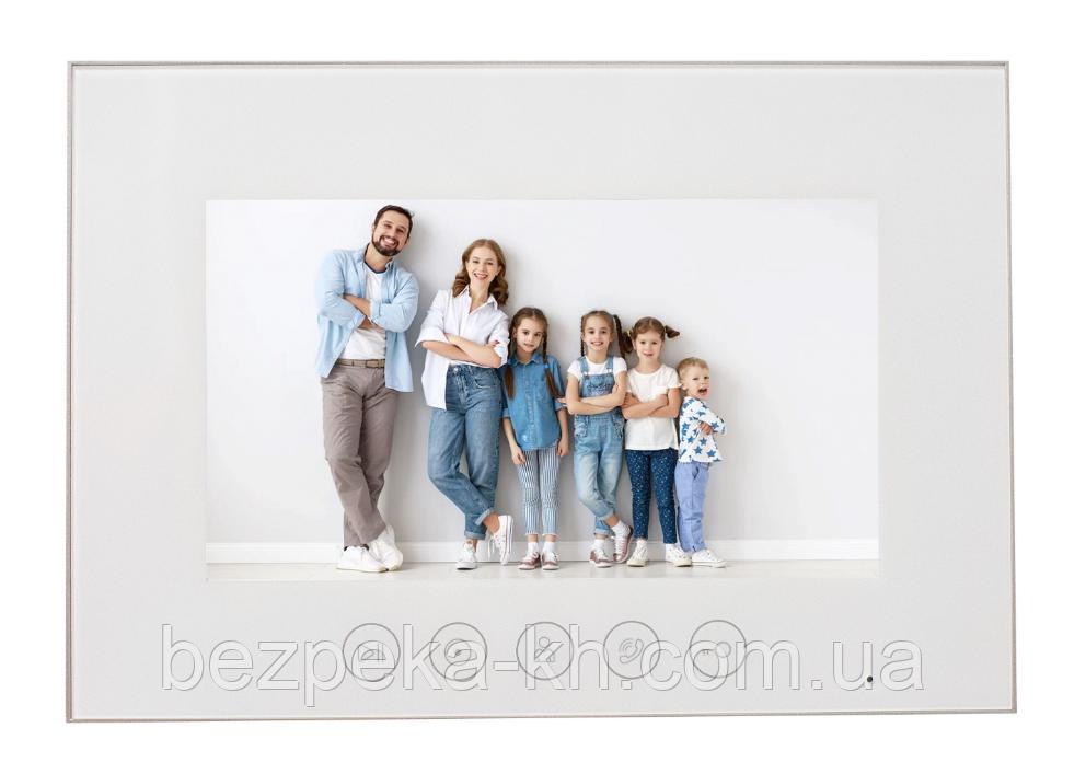 "7"" Відеодомофон Wi-Fi AHD 1080P Qualvision QV-IDS4783SW White"