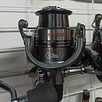 Фидерная катушка с конусной шпулей Boya By SI-60F (4+1 подшипника)