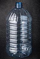 ПЕТ Бутылка круглая 7 л. под крышку 48 мм.