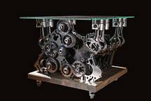 Ексклюзивні столи із двигунів