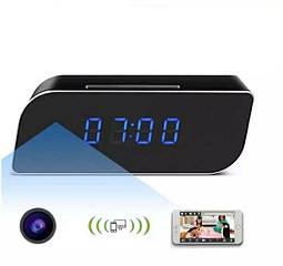 WiFi IP камера часы Z11 с аккумулятором. DV380