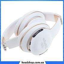 Бездротові навушники JBL ST-17 - складено Bluetooth-навушники з акумулятором, MP3 плеєром і FM радіо Репліка, фото 3