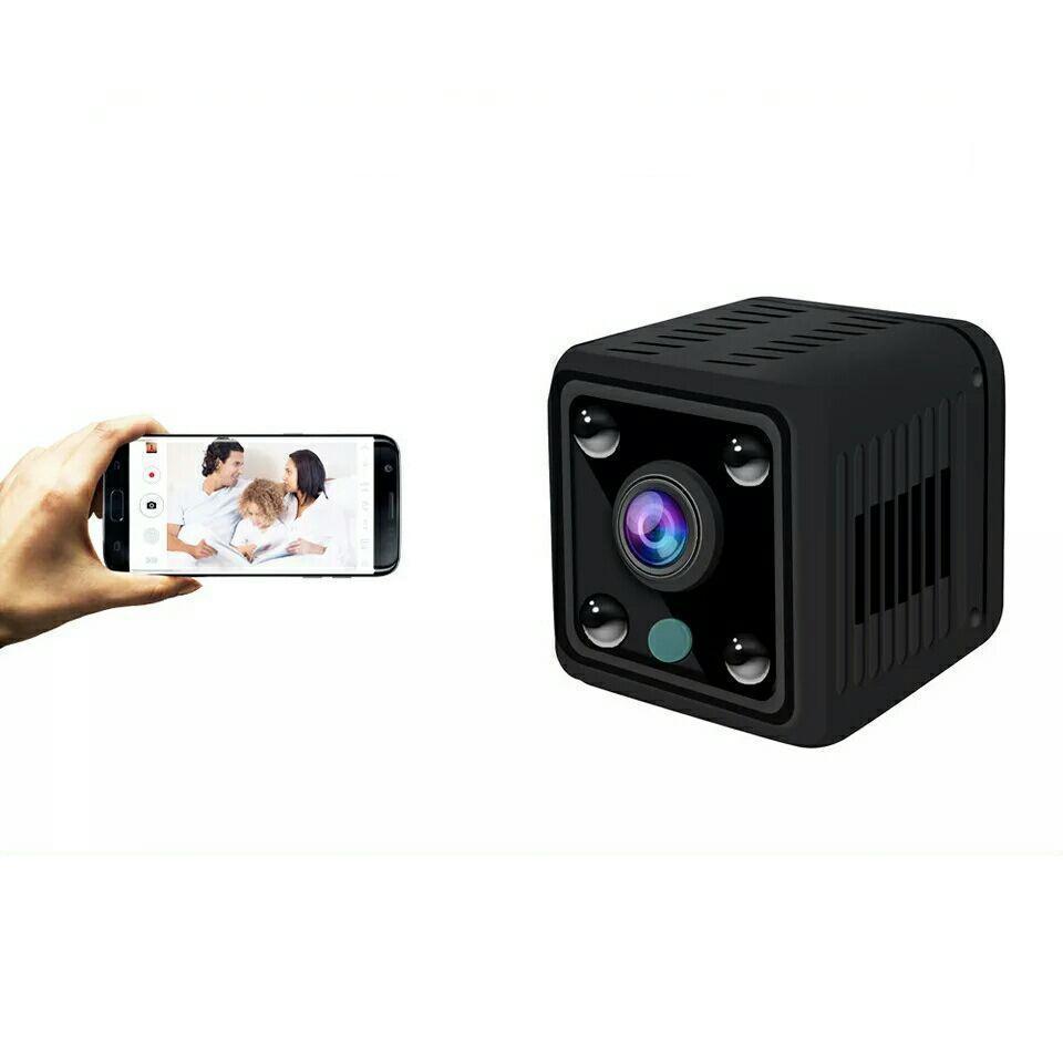Беспроводная мини WiFi IP камера BMSOAR EC91H-U15 с батареей. AP Hotspot.   360Eyes Pro.