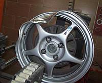 Рихтовка автомобильных дисков