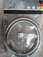 Шланг для душа силиконовый (цвет серебро)Ramspott Германия 265 длиной 1,25m