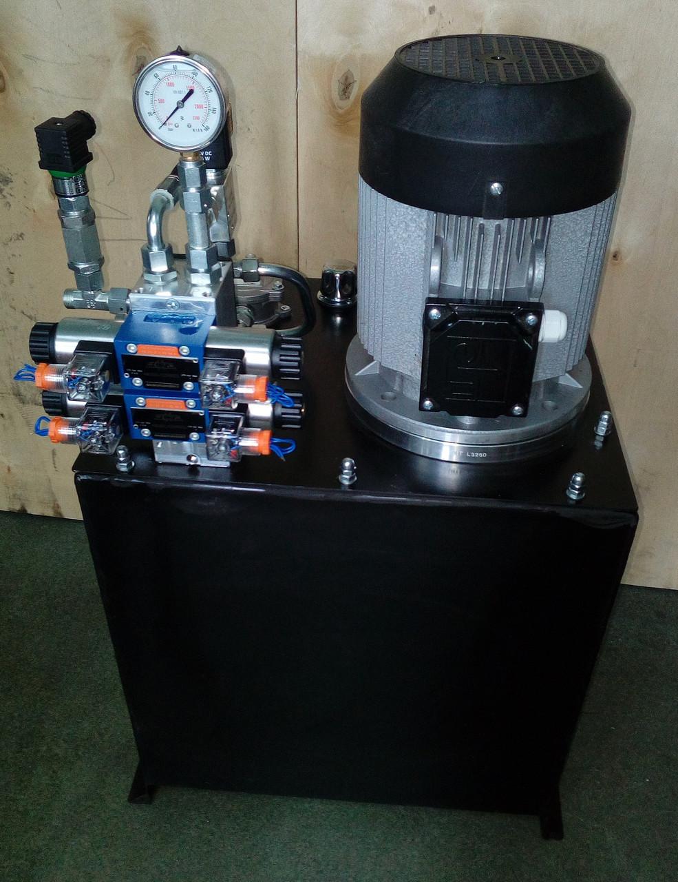 HPU-105 маслостанция