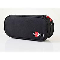 Пенал SANTI, для художественных материалов, 230*110*65 мм.