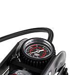 Насос Heyner 215 000 PedalPower PRO ножной одноцилиндровый усиленный, фото 5