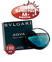 Bvlgari Aqua pour homme Хорватия Люкс качество АА++  Булгари Аква Пур Хом