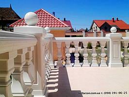 Балюстрада Одесса | Балясины квадратные в Одессе и Одесской области