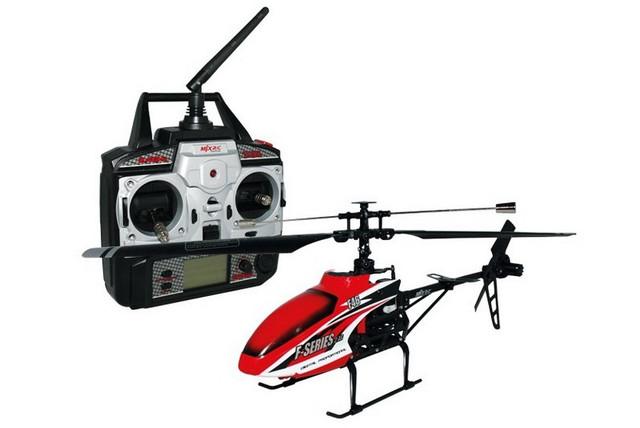 Радіокеровані вертольоти