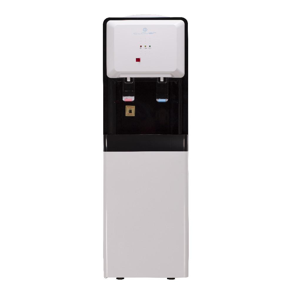 Кулер для воды напольный электронный Clover LB-LWB0.5-5X97 со шкафчиком нагрев/охлаждение(C0000001593)