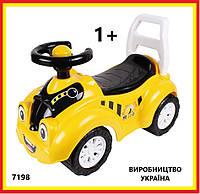 Детская Машинка каталка толокар Технок 7198