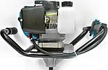 Мотобур KRAISSMANN 52 EB 300 (шнек 100х800мм), фото 3