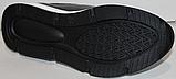Кроссовки черные женские кожаные малыши от производителя модель ДР109М, фото 5
