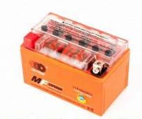 Акумулятор мото 12V 8,6 А гелевий 150x85x95 YTZ 10S OUTDO, фото 2