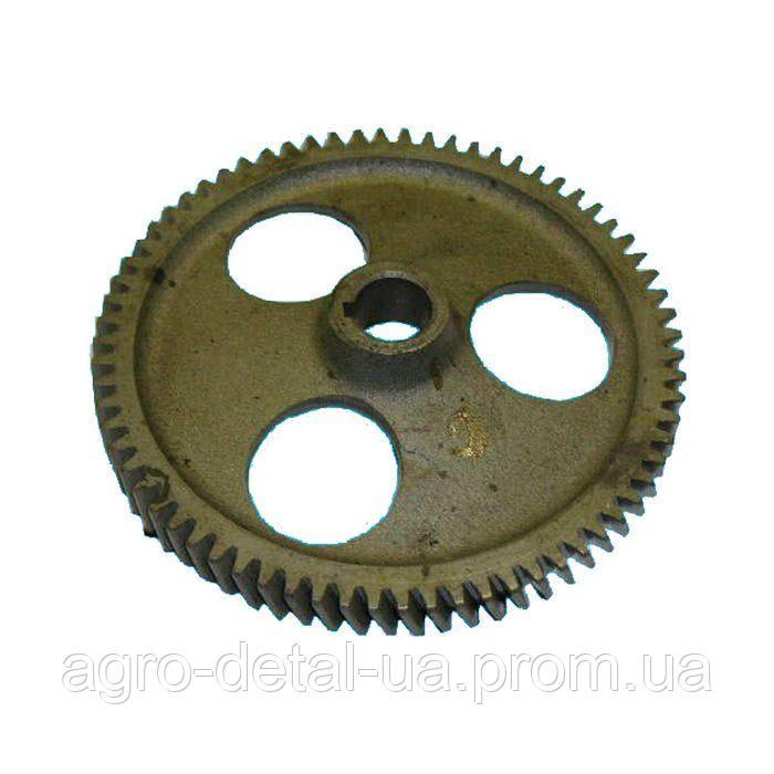 Шестерня 236-1029122-А ведомая привода ТНВД двигателя ЯМЗ 236,ЯМЗ 238