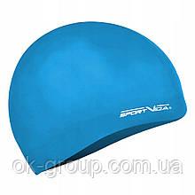 Шапочка для плавания детская SportVida SV-DN0019JR Navy