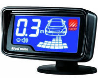 Парковочный радар, STEELMATE SM PTS400V1B black
