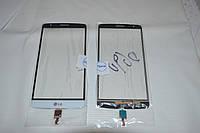 Оригинальный тачскрин / сенсор (сенсорное стекло) LG G3 Stylus D690 D690n D693 D693n (белый Synaptics) + СКОТЧ