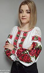 Жіночі вишиванки з традиціями в сучасність