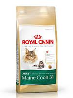 Royal Canin (Роял Канин) MAINE COON ADULT корм для кошек породы мейн-кун старше 15 месяцев, 400 г