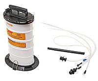 Приспособление для откачки технических жидкостей JTC 1020 10л