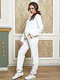 Спортивний костюм жіночий з трикотажу, розм 44, 46,48, фото 6