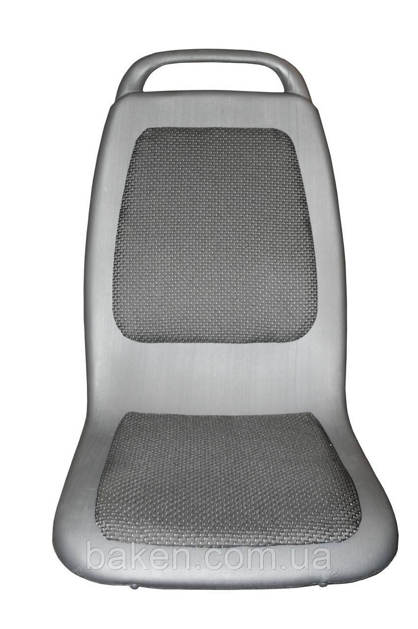 Сиденье пассажирское с обивкой