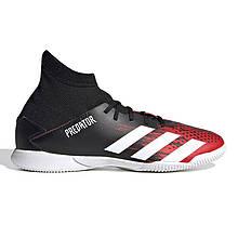 Детские футбольные бутсы для зала adidas Predator 20.3 IN EF1954