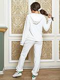 Женский спортивный костюм  из велюра, разм 52,54,56, 4 цвета, фото 7