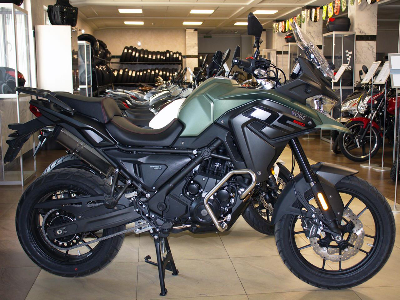 Мотоцикл VOGE 650DS LX650-2 DS8 - Loncin