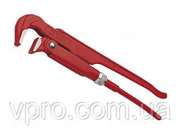 Газовый трубный ключ 90° SUPER-EGO 141, 1/2''