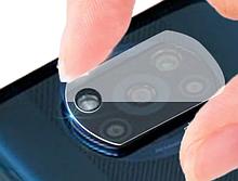 Защитная плёнка на камеру Xiaomi POCO M3 полная проклейка
