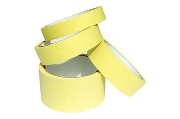 Малярная лента 72 мм х 10 м желтая (721072)
