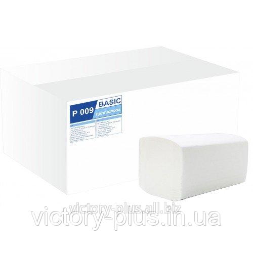 Полотенца бумажные Basic
