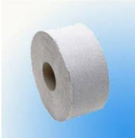 Туалетная бумага Kleenex 2слоя, 4 рулона, бело-голубая