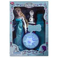 Кукла Принцесса Эльза Поющая, Делюкс. Холодное Сердце - Elsa Deluxe singing., фото 1